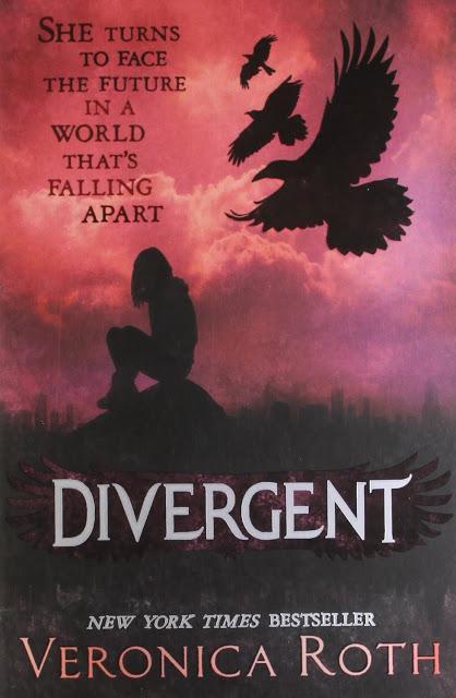 Reino Unido lanzará DIVERGENTE con nueva portada