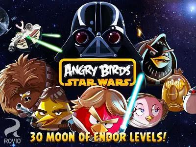 Angry Birds Star Wars HD v 1.4.1 APK