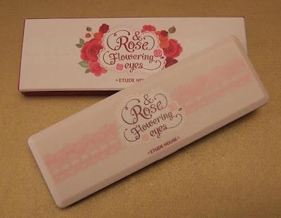 """& Rose Flowering Eyes"" – la nueva paleta de ETUDE HOUSE (From Asia With Love)"