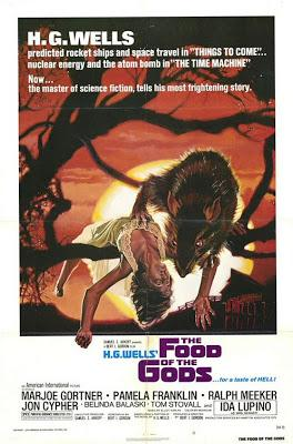 El alimento de los dioses (The food of the gods; U.S.A., 1976)