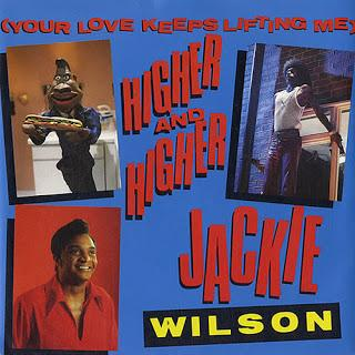 [Clásico Telúrico] Jackie Wilson - (Your Love Keeps Lifting Me) Higher and Higer (1967)