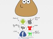 Pou, Mascota Android