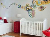 Decorar habitación para desarrollo bebé niño