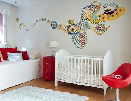 decorar habitacin para desarrollo beb nio