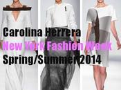 Carolina Herrera Spring-Summer 2014 York Fashion Week
