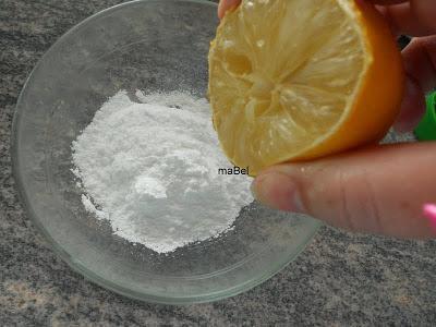 Barras de limon de Gordon Ramsay Lemon treacle slice