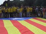 Catalunya: cadena para libertad