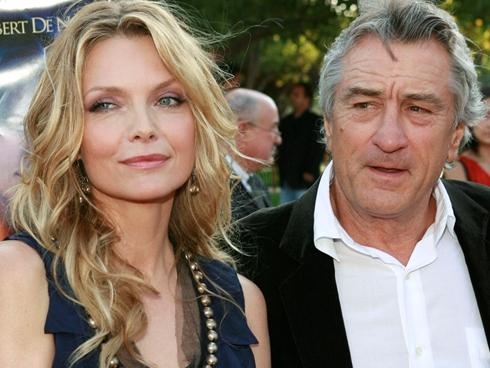 Michelle Pfeiffer y Robert De Niro - The Family