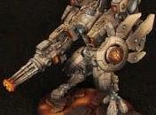 Cómo pintar Armadura Combate XV104 Cataclismo Imperio