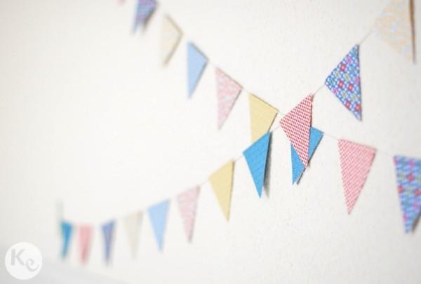 Pin download banderines guirnaldas de tela decoracion - Guirnaldas de tela ...