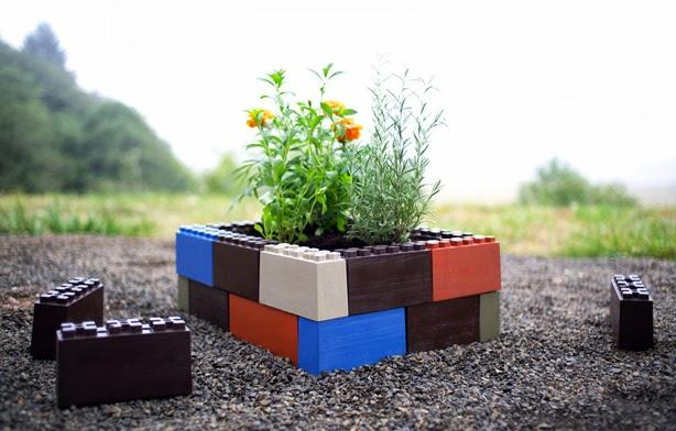 Decorar Jardines Con Materiales Reciclados. Cmo Decorar Jardines Con ...