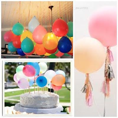 Decorar con globos paperblog - Decora con globos ...