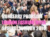 Burberry Prorsum Spring-Summer 2014 London Fashion Week