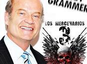 "Sylvester Stallone ficha Kelsey Grammer para ""Los Mercenarios 3""..."