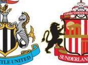 """The Tyne Wear derby"", Sunderland-Newcastle"