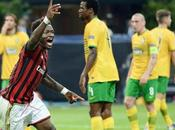 2-0. Zapata Muntari desatascan Milán