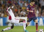 4-0. Messi saca Barça apatía nuevo triplete