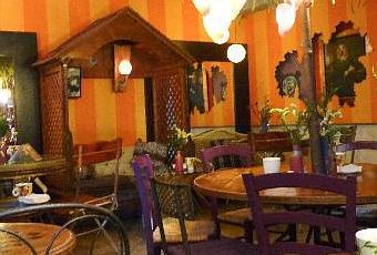 D nde comer en madrid el jard n secreto paperblog for El jardin encantado madrid