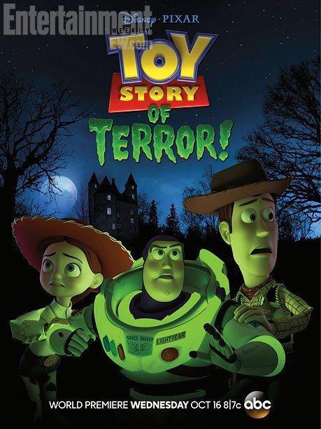 Corto Toy Story of Terror