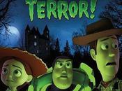 "Tráilers corto Pixar ""Toy Story Terror"""