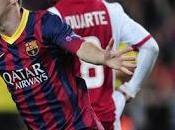 Messi, europeo hat-trick