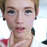 Eyeliner blanco Kate Spade NYFW SS14