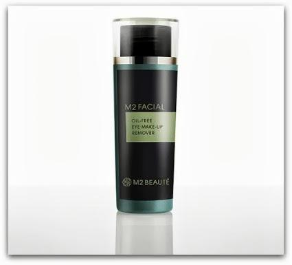 Oil-Free Eye Make-Up Remover de M2 Beauté