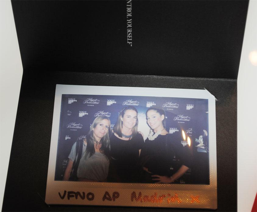 Vogue fashion night out madrid 2013