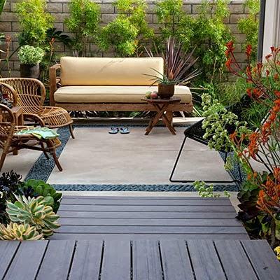 Jard n de bajo mantenimiento paperblog - Mantenimiento de jardines ...