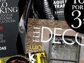 Regalos revistas moda Octubre 2013