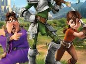 Justin espada valor. Animación española calidad
