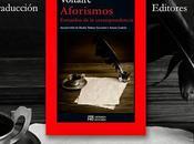 Presentación libro Aforismos Voltaire fugitiva
