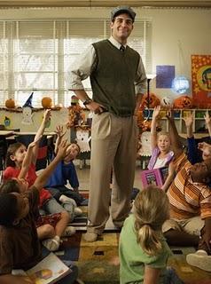 Al frente de la clase: Cómo el síndrome de Tourette me hizo el maestro que nunca tuve.