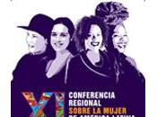 """Consenso Brasilia término conferencia Regional """"Apostar democracia igualdad mujeres, concluye CEPAL"""""""