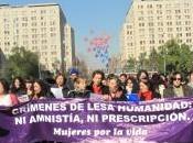Mujeres Vida rechaza indultos violadores derechos humanos