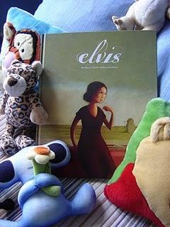 Elvis (Taï-Marc Le Thanh y Rébecca Dautremer)