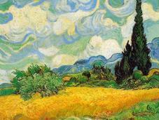 cuervos Gogh