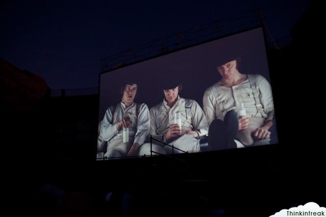 Sala montju c cinema a la fresca paperblog for Cinema fresca montjuic