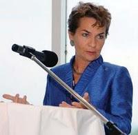 Christiana Figueres toma el timón de la Convención Marco sobre Cambio Climático de la ONU