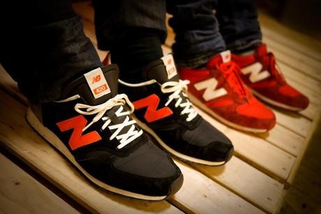Los 80s en los ojos de unas New Balance 420