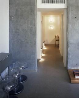 Textura en las paredes y suelos hormig n y cemento for Paredes de cemento
