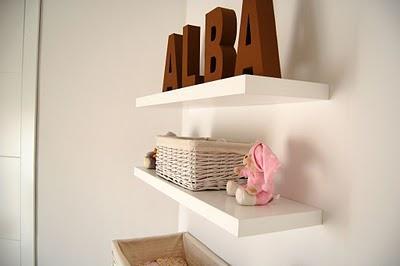 La habitaci n infantil de alba paperblog - Comoda blanca conforama ...