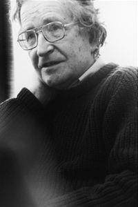 Noam Chomsky habla sobre Oriente Próximo y la política estadounidense en la región