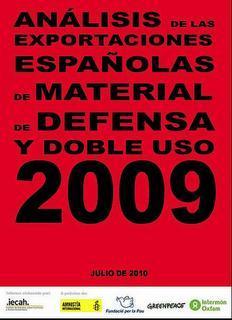 España vende armas de forma ilegal (Amnistía Internacional)