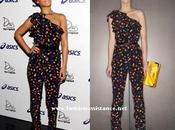 Rihanna, Dolce Gabanna, show Asics Drail's, Hollywood.