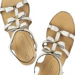Marc Jacobs bow sandals