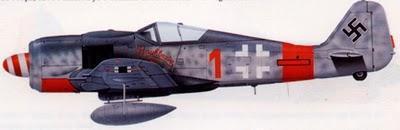 caza Segunda Guerra Mundial: Focke-Wulf