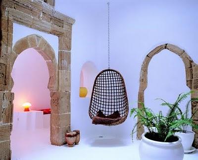 Hamacas y sillas colgantes paperblog for Silla hamaca colgante