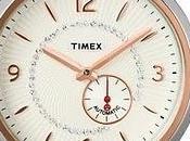 Timex entrega forma función femenina debut Serie® automático para dama