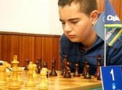 Buena partida Kevin Meneses Campeonato España
